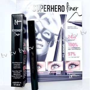 2/$15 IT Cosmetics Superhero Liner Eyeliner NEW